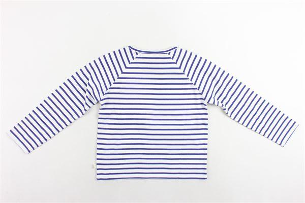 shirt cotone caldo rigata CARRE'MENT BEAU | Shirts | Y25232N58BIANCO
