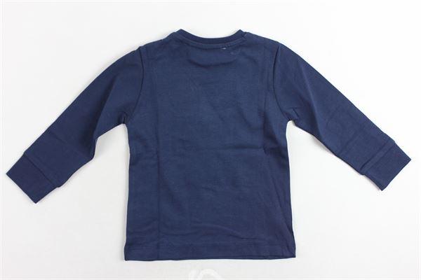 shirt manica lunga tinta unita con stampa CESARE PACIOTTI | Shirts | TSP183914BBLU