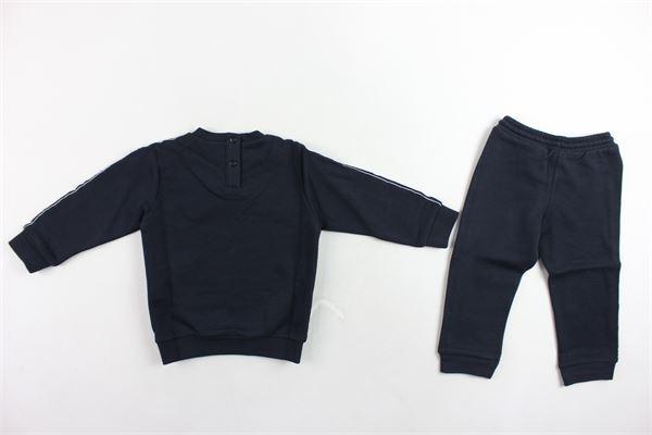 completo tuta felpato,felpa più pantalone CHAMPION | Completi | 305102BLU