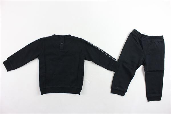 completo tuta felpato,felpa più pantalone CHAMPION | Completi | 305102NERO