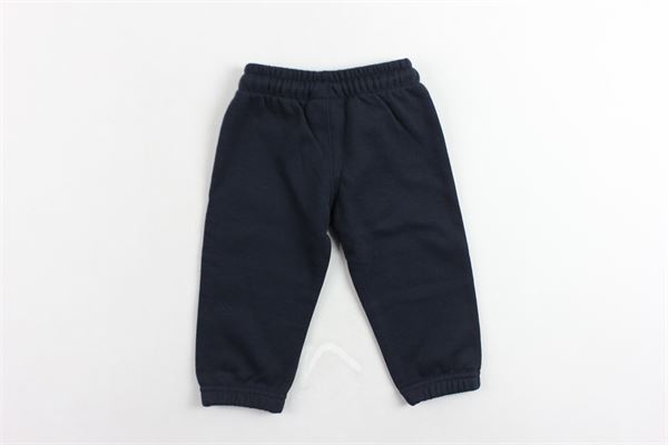 pantalone tuta felpato tinta unita CHAMPION   Pantaloni   305103BLU