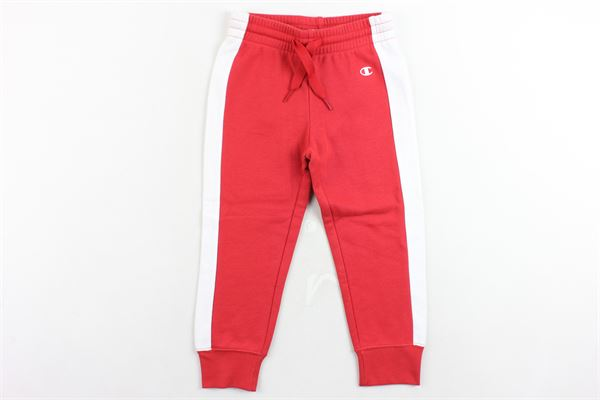 CHAMPION | Trousers | 403663ROSSO