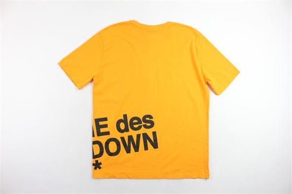 COMME DES FUCKDOWN | T-shirts | CDFU214ARANCIONE