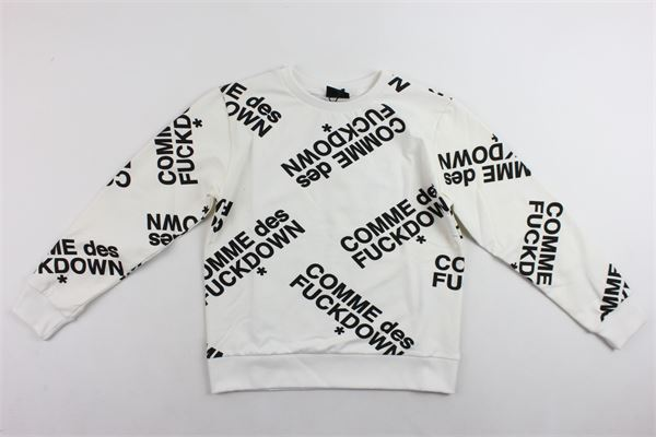 COMME DES FUCKDOWN |  | MFCD9326JBIANCO