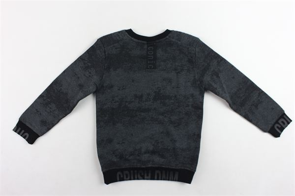 CRUSH | Sweatshits | 31811118NERO