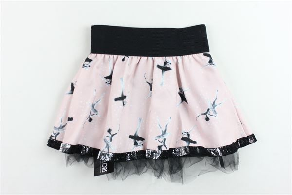 CUORE MATTO | Skirts | GONNECUOREMATTO1ROSA