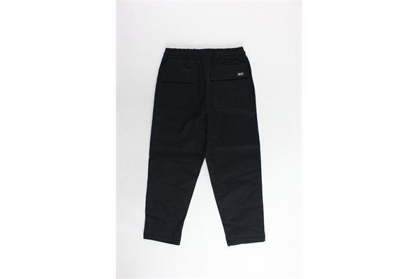 pantalone elastico in vita tasca america tinta unita DANIEL RAY | Pantaloni | PA/0301NERO