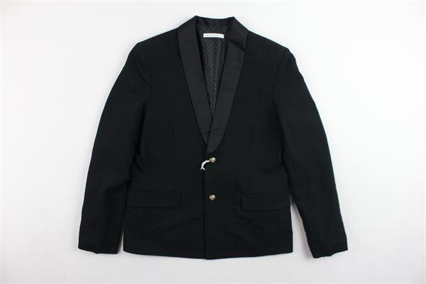 giacca tinta unita DANIELE ALESSANDRINI | Giacche | 1235J0052TNERO