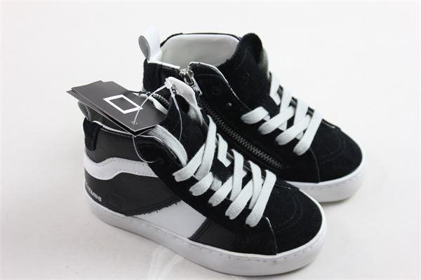 D.A.T.E. | Shoes | J311-HW2-EMWBKNERO