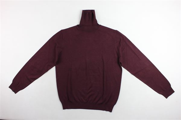 DELAMP | Jerseys | 50129BORDEAUX