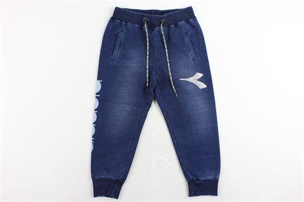 DIADORA | Trousers | 021487BLU