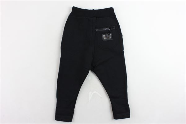 DIEGO RODRIGUEZ | Trousers | D18428NERO
