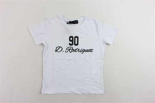 DIEGO RODRIGUEZ | T-shirts | DRR101BBIANCO