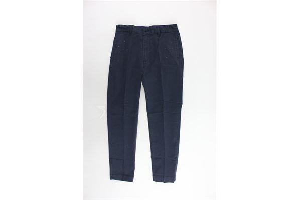 DIESEL | Trousers | 00J407-0CAPN-K860BLU