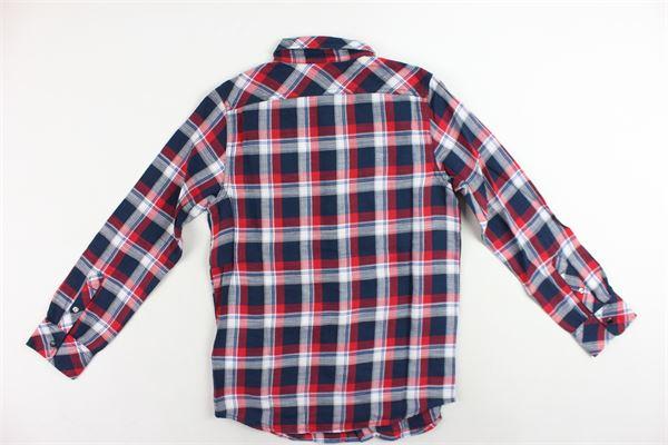 DIESEL | Shirts | 00J40Q-0SASEROSSO