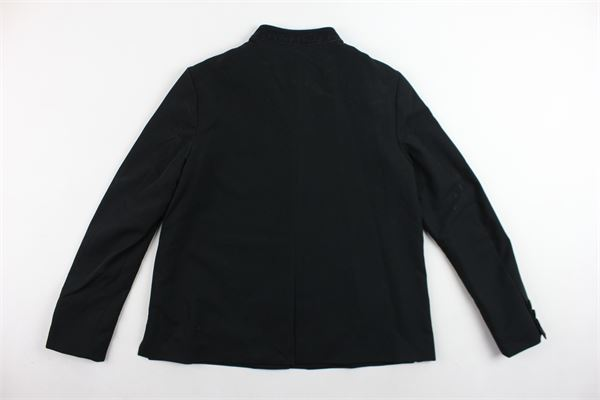 giacca tinta unita collo coreano DIESEL | Giacche | 00J4280HAENNERO