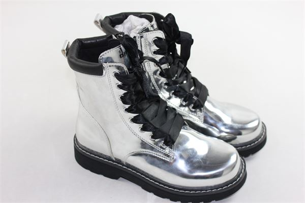 DIESEL | Shoes | BY0103P1771T8042ARGENTO