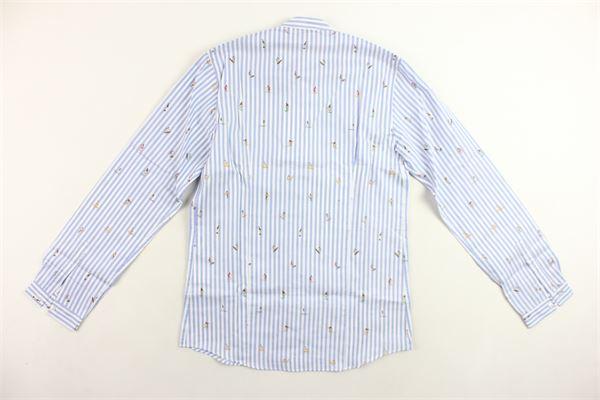 DONDUP | Shirts | BC059CF461BIANCO
