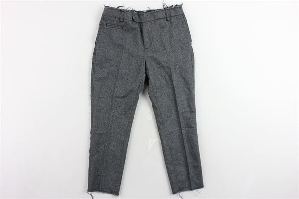 DONDUP | Trousers | DFPA23RD021019BGRIGIO