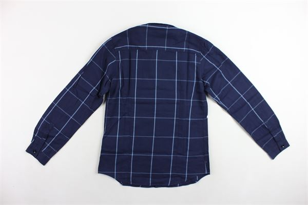 DONDUP | Shirts | DMCA08G.2BLU