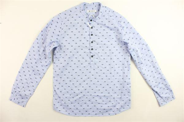 DONDUP | Shirts | DMCA18CF325RDUNICELESTE