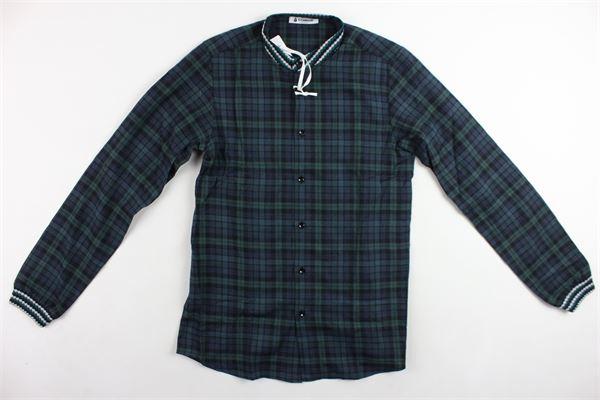 DONDUP | Shirts | DMCA29CQ259SDUNIVERDE