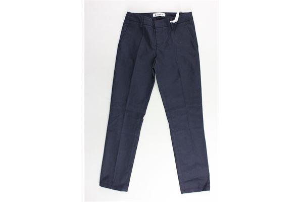 DONDUP | Trousers | DMPA104G.3BLU