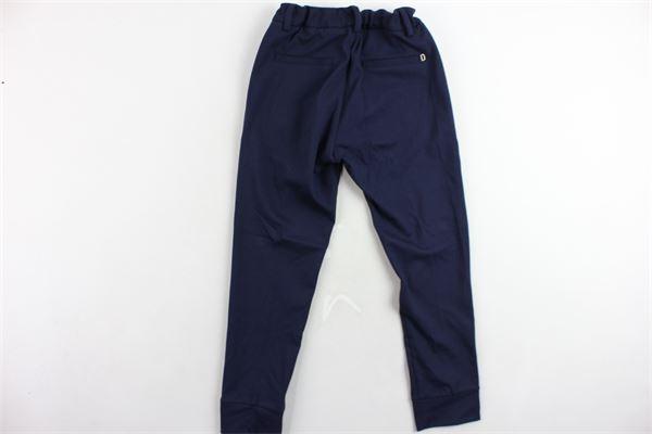 DONDUP | Trousers | DMPA13JE49SD003BLU