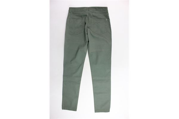 DONDUP | Trousers | DMPA203CE198RD004VERDE