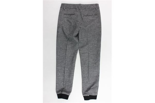 DONDUP | Trousers | DMPA402G.2NERO