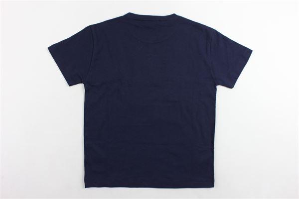 DONDUP | T-shirts | DMTS27JE151SD117BLU
