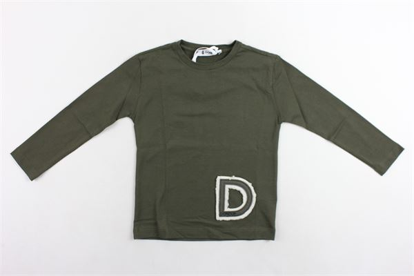 DONDUP | sirts | DMTS28JE151SD112VERDE