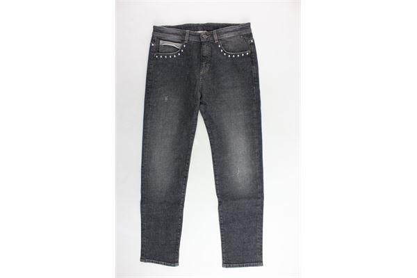 DOU DOU | Jeans | UJRPJ011010GRIGIO