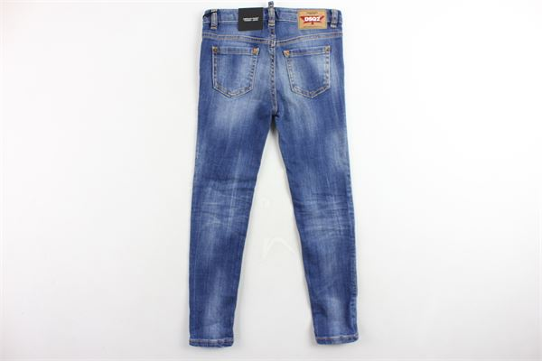 DSQUARED | Jeans | DQ01DXBLU