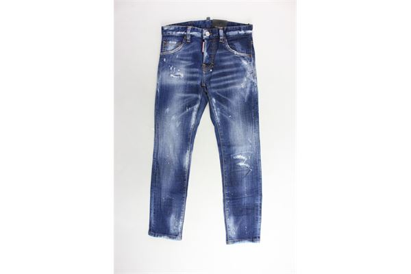 DSQUARED | Jeans | DQ01PW-D00R3BLU