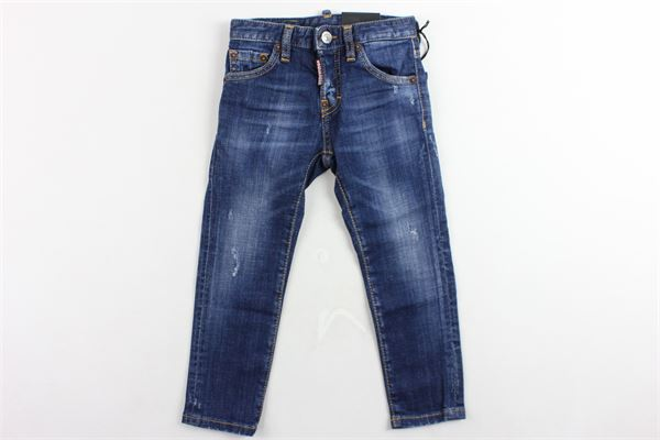 DSQUARED | Jeans | DQ01PWBLU