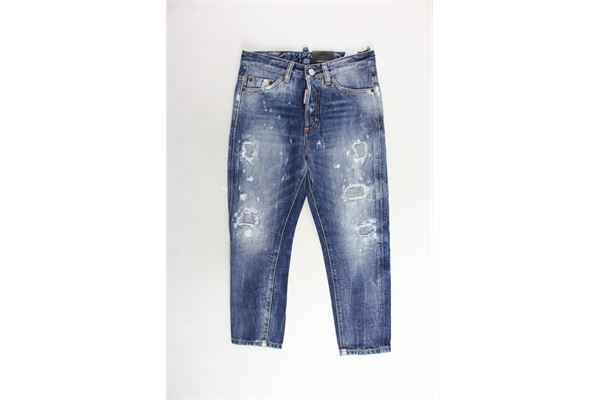 DSQUARED | Jeans | DQ02DQ-D00PPBLU