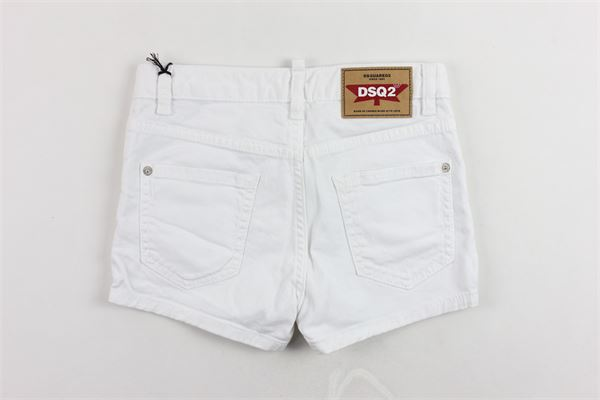 DSQUARED | Shorts | DQ02QRBIANCO