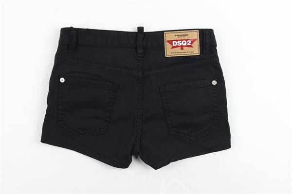 DSQUARED | Shorts | DQ02QRNERO