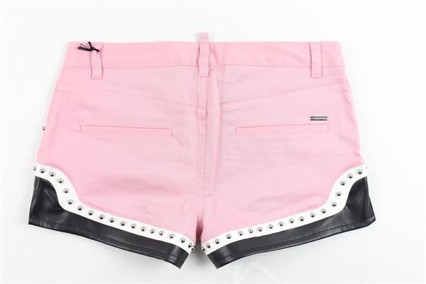 DSQUARED | Shorts | DQ03DLROSA
