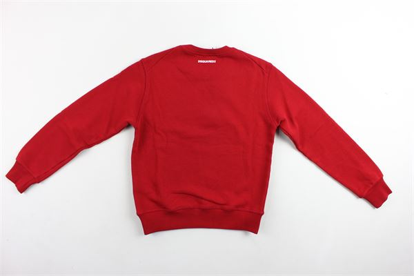 DSQUARED | Sweatshits | DQ03PDROSSO