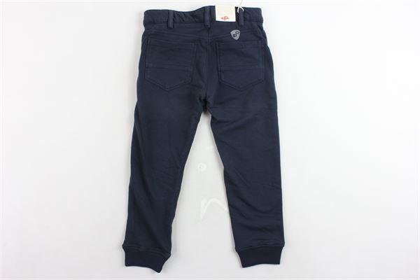 pantalone tasca america girovita regolabile EDDIE PEN | Pantaloni | 2F1853484THBLU