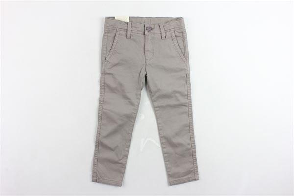 pantalone tasca america tinta unita girovita regolabile EDDIE PEN | Pantaloni | GAKM.1BEIGE
