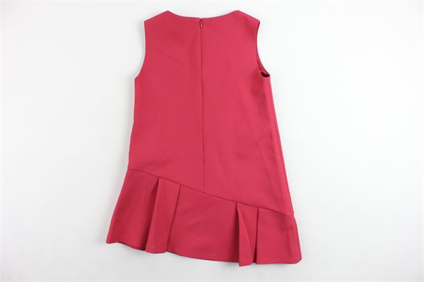 ELISABETTA FRANCHI | Dress | EFAB104TV463ROSSO