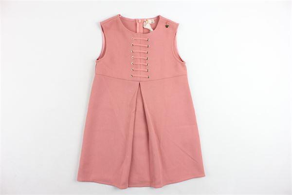ELISABETTA FRANCHI | Dress | EFAB107GA38ROSA