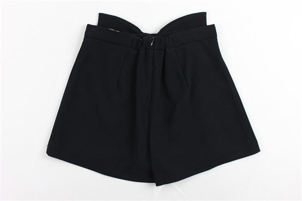 ELISABETTA FRANCHI | Shorts | EFBE17NERO