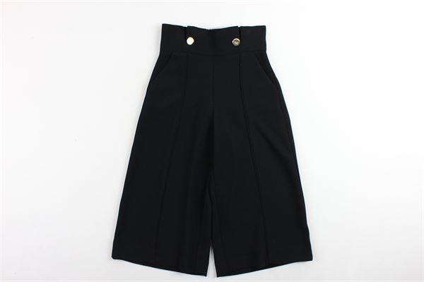 ELISABETTA FRANCHI | Trousers | EFPA18NERO