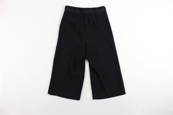 ELISABETTA FRANCHI | Trousers | EFPA23NERO