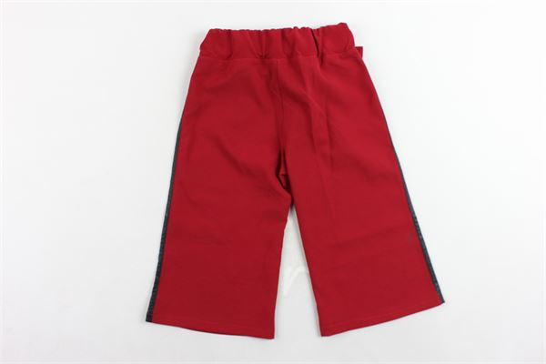 ENYLO' | Trousers | 180221ROSSO