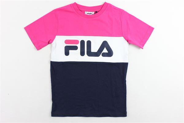 FILA | T-shirts | 687192FUCSIA